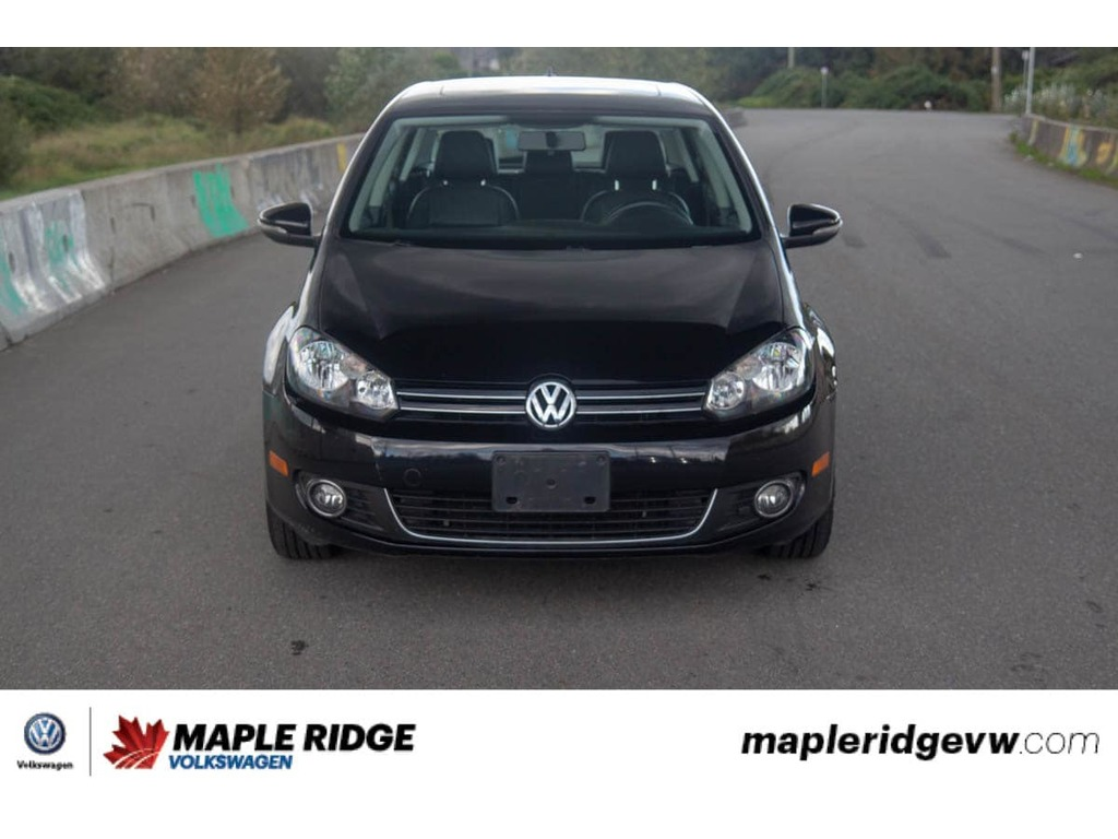 Pre-Owned 2011 Volkswagen Golf - DIESEL,MANUAL,LEATHER,SUNROOF